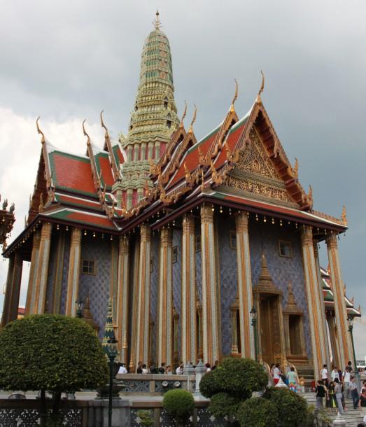 4Wat Phra Kaew e Grand Palace (55)