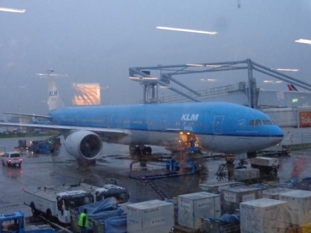 Olhares pelo mundo Aeroporto Schiphol