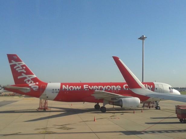 olhares pelo mundo air asia low cost