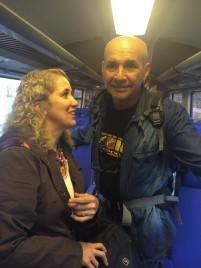 Trem Amsterdam olhares pelo mundo (2)