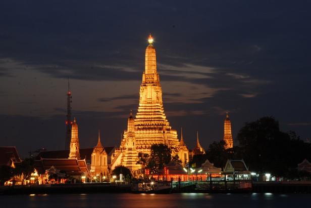 Wat Arun Bangkok Werapat Apirojananan