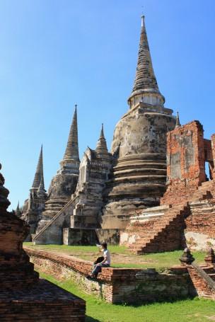 Wat Phra Sri Sanphet (9)